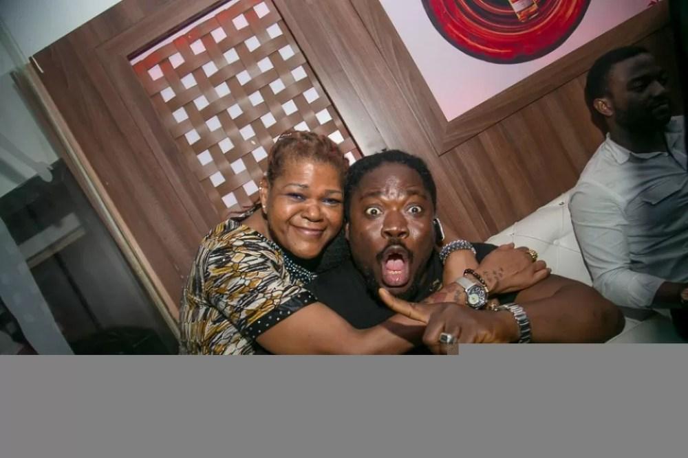 faze bithday party at club rumours vi Faze 2face Daddy Shoki Soma Gifty JonBig Brother Naija housemates Ese Purple crib studios Photos by kayode Ajayi Kaykluba 74