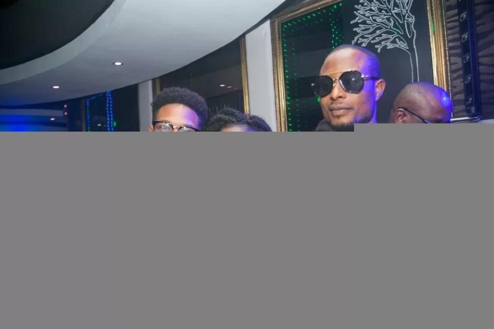 faze bithday party at club rumours vi Faze 2face Daddy Shoki Soma Gifty JonBig Brother Naija housemates Ese Purple crib studios Photos by kayode Ajayi Kaykluba 98