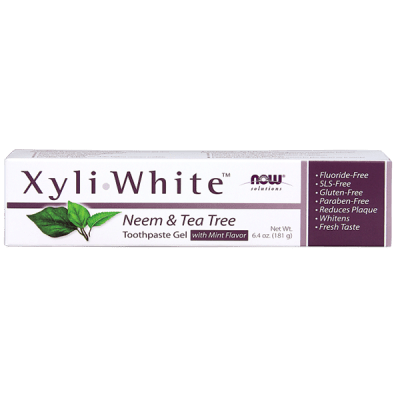Xyliwhite Neem & Tea Tree Toothpast