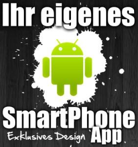 Die eigene SmartPhone App