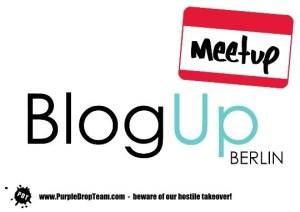 BlogUp Berlin Treffen für Februar angekündigt