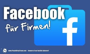 Lila Eilmeldung: Facebook at Work verfügbar!