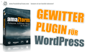 Amazon Affiliate-Waffe für WordPress