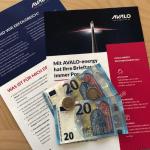 Geldeingang: Meine erste AVALO-Provision