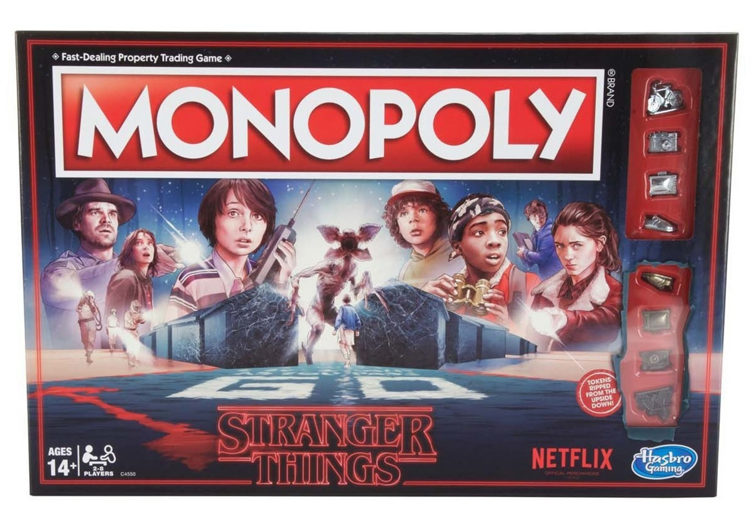 Stranger Things Board Games By Purple Pawn