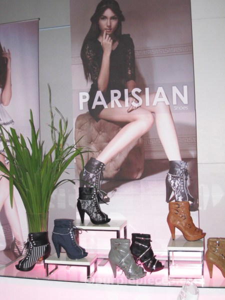 SM Parisian Shoes June 2010 Collection
