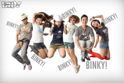 Binky Burrow - Summer 2010 Collection