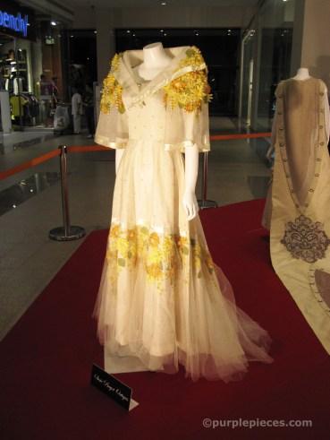 Ramon Valera Gown
