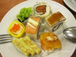 Dads Kamayan Saisaki Buffet - Maki Sushi