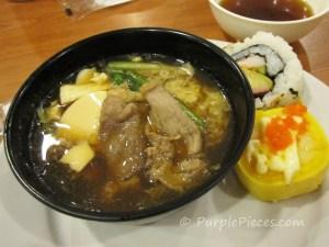 Dads Kamayan Saisaki Buffet - Sukiyaki