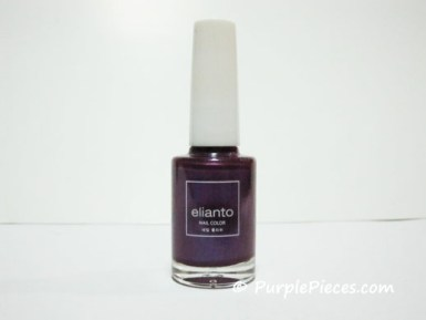 Elianto Nail Polish - Neon Purple