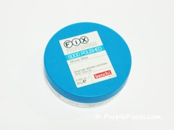 FIX Professional Sooo Polished Shine Wax - With Olive Oil