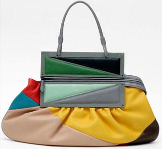 Fendi - The Color Block bag