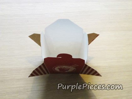 5 - Chinese Take Out Box
