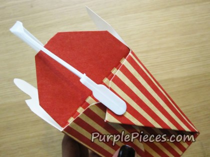 8 - Take Out Box Plastic Handle