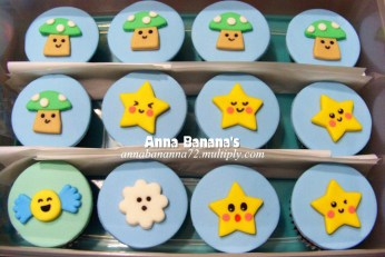 Anna Banana Online Bakeshop - Kawaii Cupcakes
