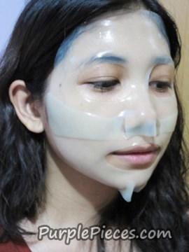 Purederm Cell Illuminating Hydro Pure Gel Mask