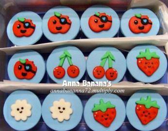 Kawaii Cupcakes - Anna Banana Online Bakeshop