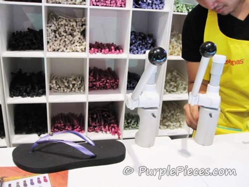 Make Your Own Havaianas - MYOH 2011