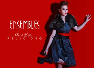 Carmina Villaroel - Ensembles by Religioso