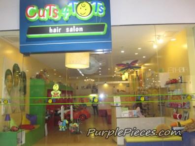 Cuts 4 Tots Hair Salon - SM North The Block