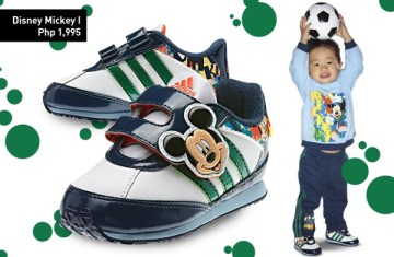 adidas kids toddler shoes - mickey mouse