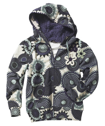 Alpine Applique Hoody - Joe Browns