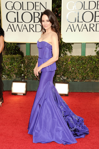 Madeleine Stowe - 69th Golden Globe Awards