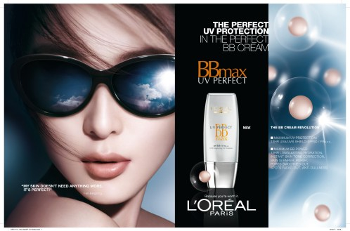 Loreal UV Perfect BB Max