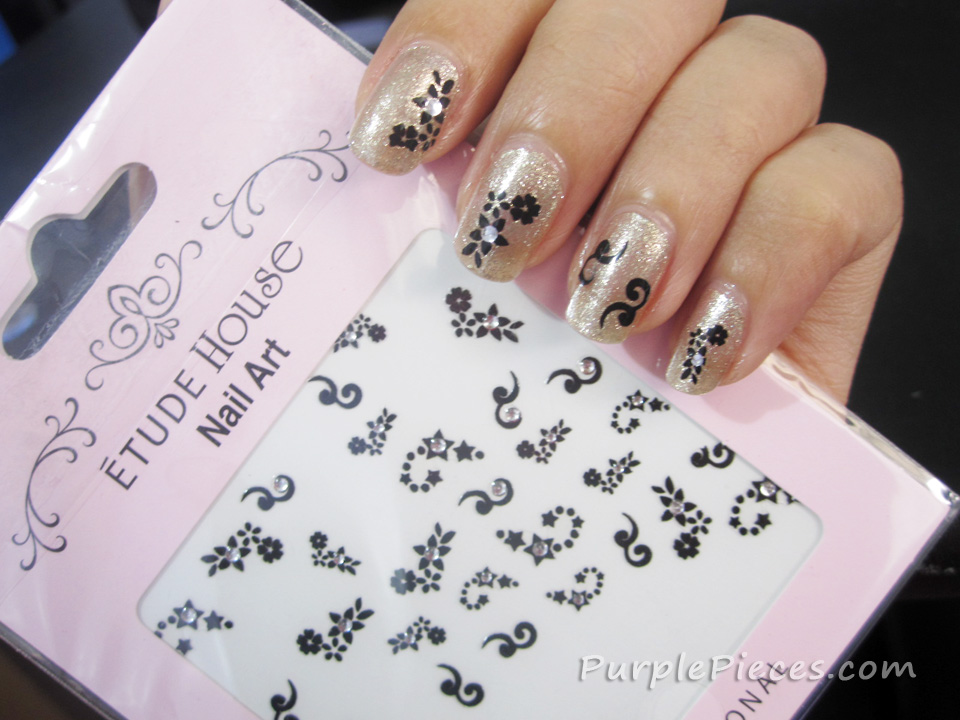Etude House Nail Stickers