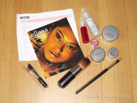 Ellana Minerals Makeup