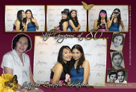 Party Graphics Photobooth
