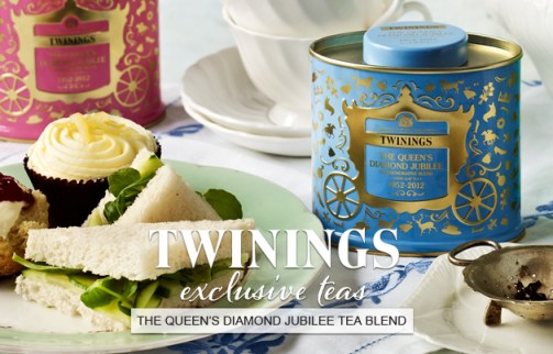Twinings - Queen Diamond Jubilee Tea Blend