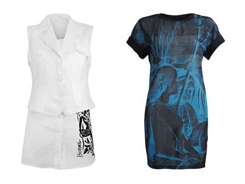 Freeway x Botong Casual Dress - Tunic Top