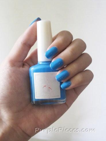 Skinfood Pedicure Vita #4 Blue Sapphire