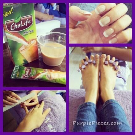 ChaLife Milk Tea - Nail It Salon Event