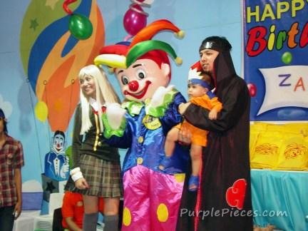 Active Fun Birthday Party - SM North EDSA Annex