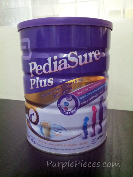 Pediasure Plus Milk for Kids - preschool age