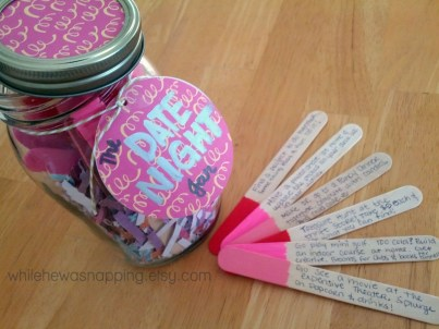 The Date Night Jar