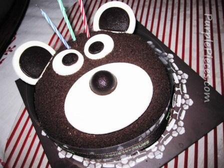 Tous Les Jours Birthday Cake