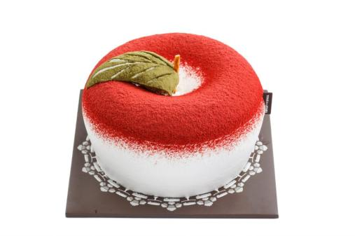 Tous Les Jours - Apple Inspiration Cake