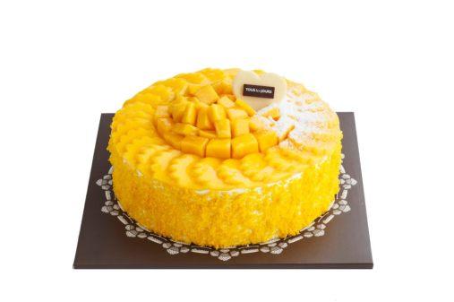 Tous Les Jours - Mango Dream Cake