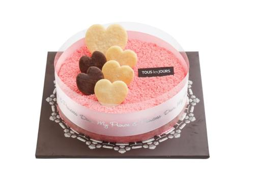 Tous Les Jours - Princess Cake