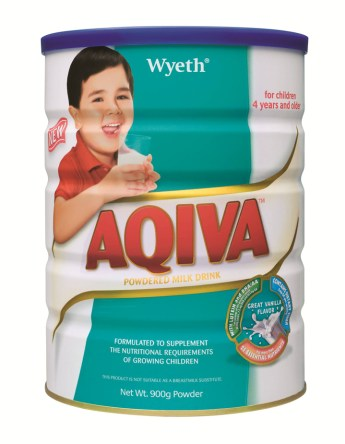 AQIVA Milk for Children