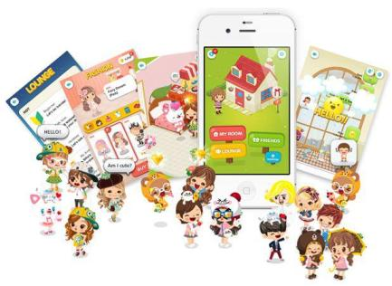 LINE Play Game App