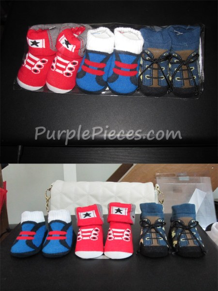 Pitcheco Socks for Newborn