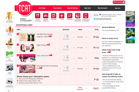TCAT Philippines Review