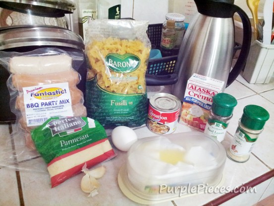 Creamy-Fusilli-Pasta-Ingredients