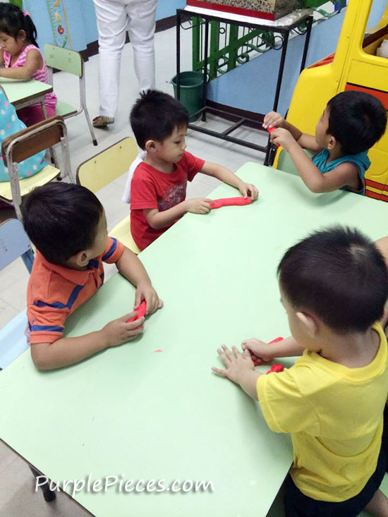 Summer Classes for Toddlers Quezon City