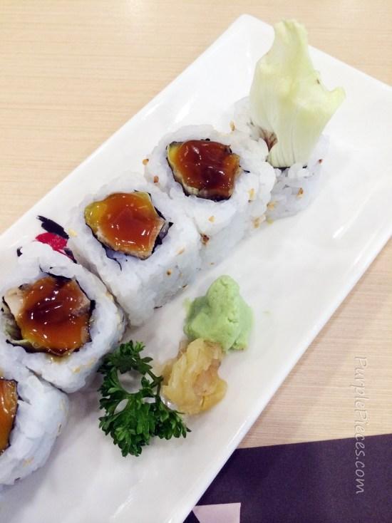 Kimono Ken Branches - Chicken Teriyaki Roll